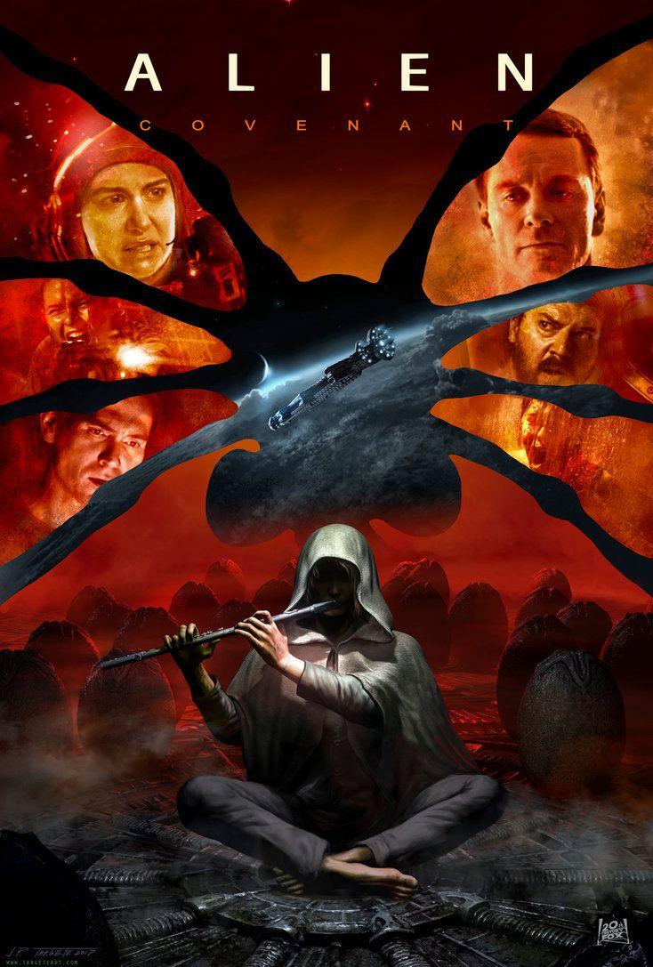 Alien Covenant Poster 01 JP Targete by TARGETE