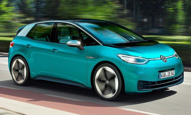 Vw Id 3 2020 Preis Technische Daten Autozeitung De In 2020 Elektroauto Auto Bild Elektrisches Auto