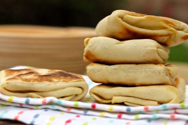 Karen's Kitchen Stories: Rgaïf - Moroccan Flat Bread