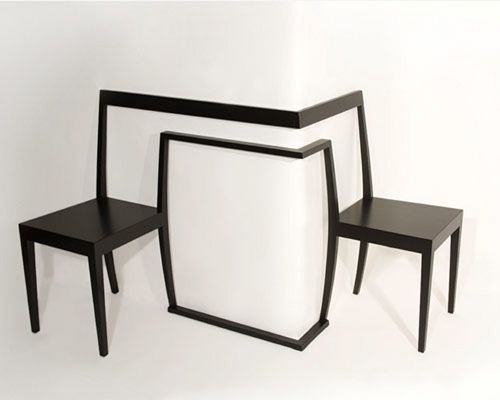 Cadeira para timidos