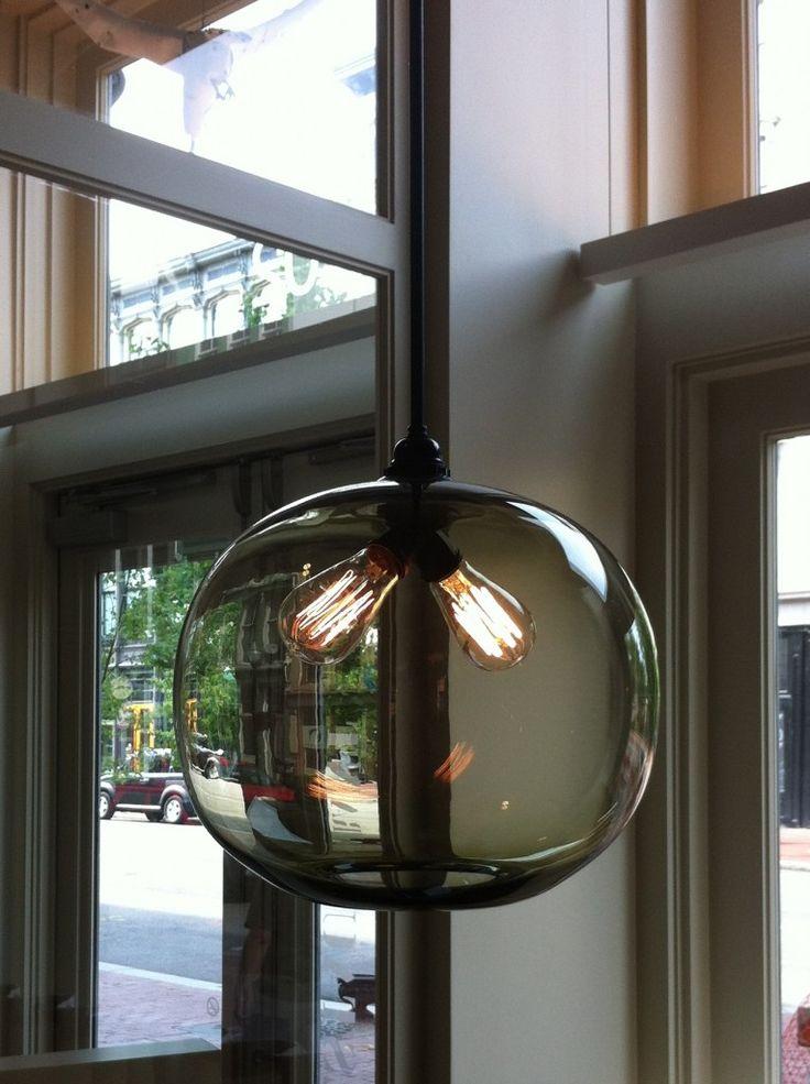 niche modern binary pendant in smoke at proof on main modern dining room lightingcontemporary