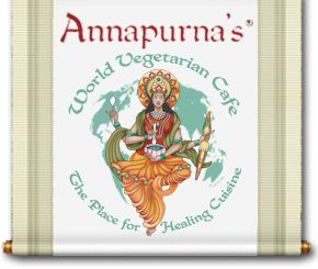 Annapurna's - World Vegetarian Cafe is the reason to book an acting gig in New Mexico. There's one in Albuquerque & Santa Fe. Prakash, the chef/owner will teach you about Ayurveda. No onion No Garlic!! All vegetarian, and most with no gluten. I know! How much is a flight to Albuquerque?!