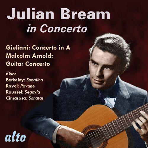 Julian Bream in Concerto [CD]