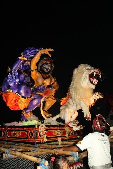 Ogoh Ogoh Festival | Bali Travels Holidays