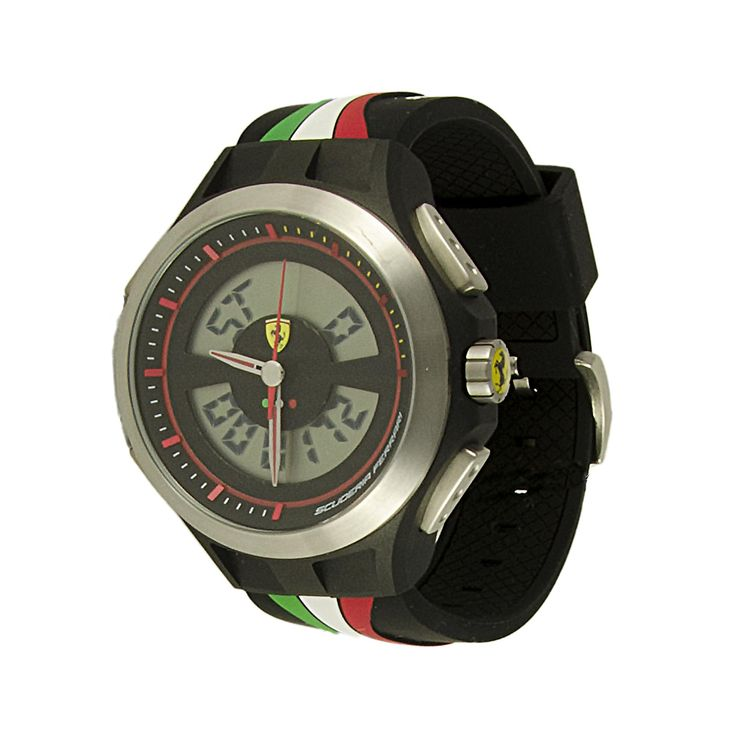 OROLOGIO LAP TIME 46 MM - FERRARI
