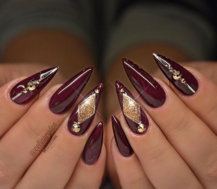 Nail Colors Youtube: 25+ Best Edge Nails Ideas On Pinterest