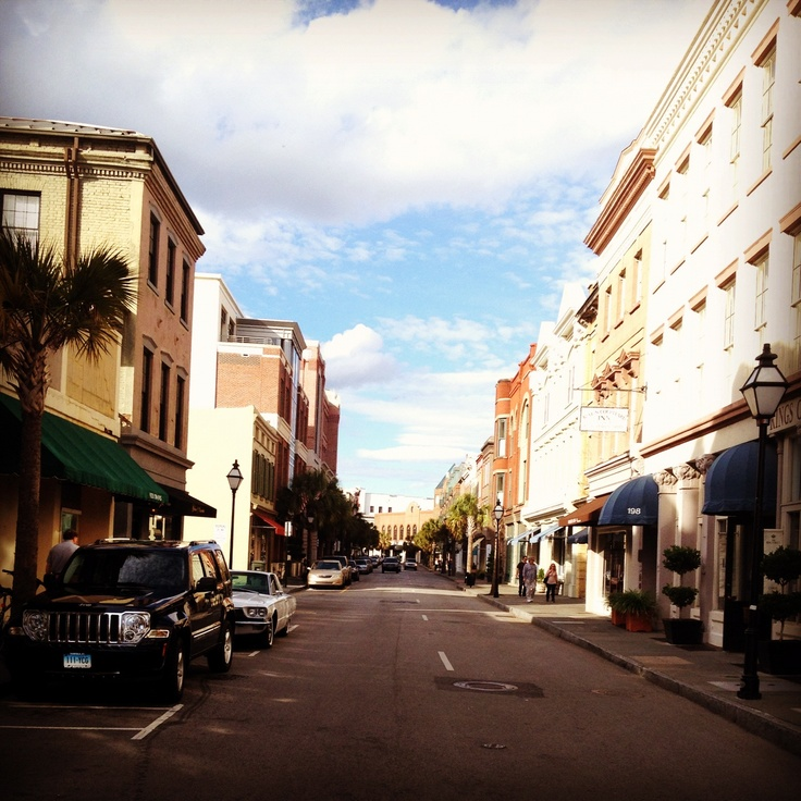 King St Charleston Sc: 17 Best Images About Charleston,S.C. Boutiques On