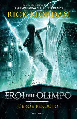 Continuano le avventure di Percy and co ma Percy è sparito e al suo posto è comparso Jason... http://www.letazzinediyoko.it/eroi-dellolimpo-leroe-perduto/
