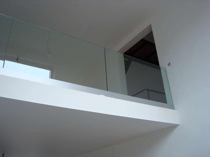 balustrade glas