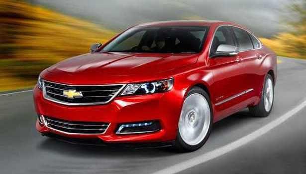 2017 Chevrolet Impala - exterior                                                                                                                                                                                 More
