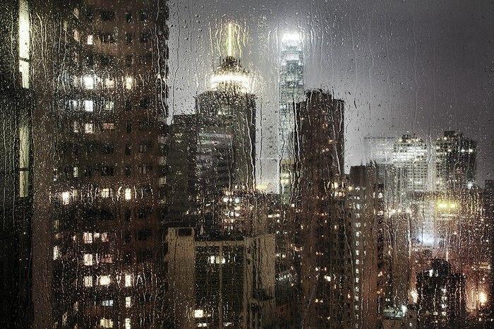 картины с дождем - 04