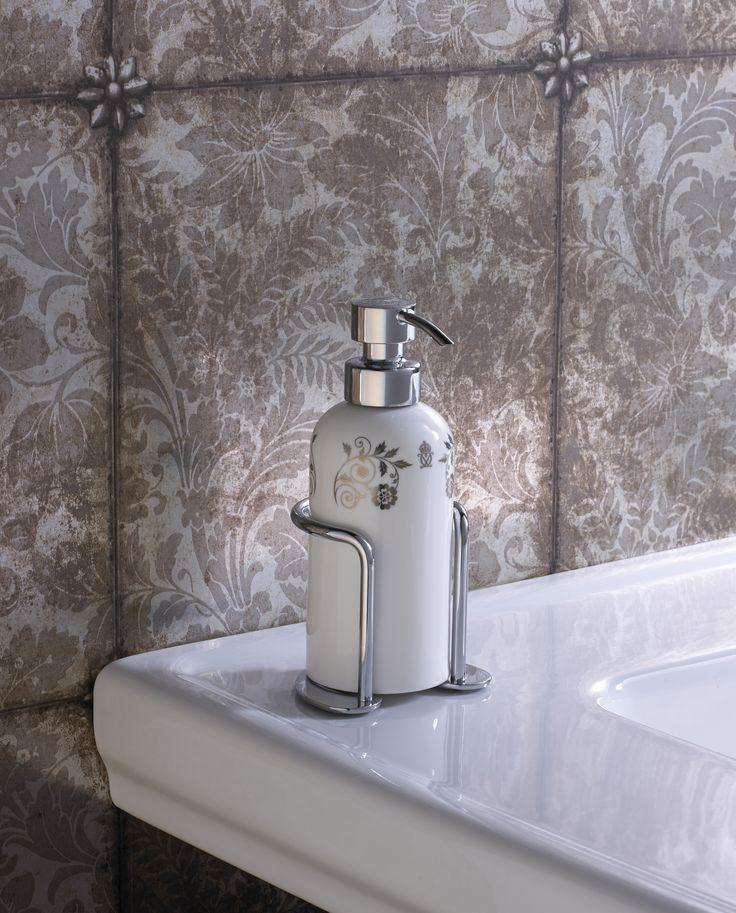 Photo Album For Website Royal Crown Derby by Samuel Heath soap dispenser