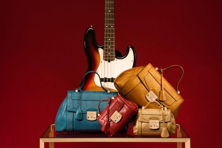 Trussardi Lucinda Bags and Mini Lucinda Bags