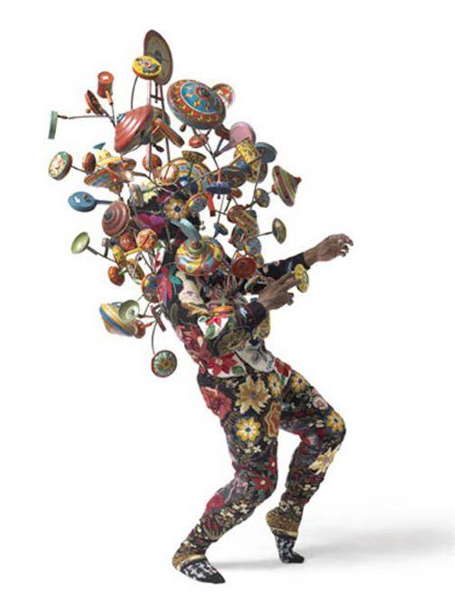 Nick Cave's Soundsuit