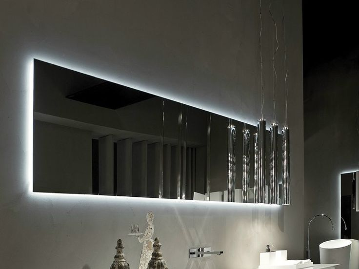 Ove Decors Villon Led Bathroom Mirror: 1000+ Ideas About Mirror With Lights On Pinterest