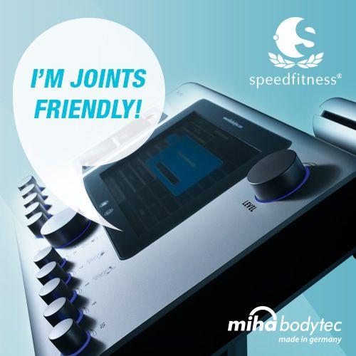 #mihabodytecII #speedfitness #safe #jointsfriendly #emstraining #20minutesworkout #mosteffectiveworkout #ever