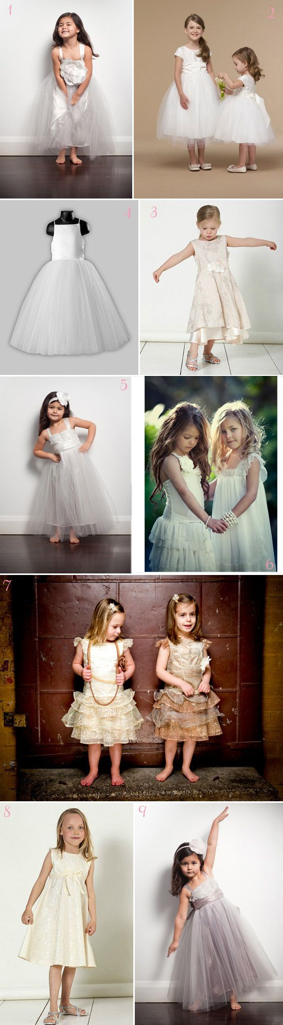 best gowns images on pinterest bridesmaids flower girls and