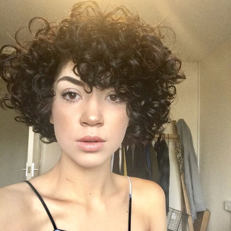 #curly #shortcurly #naturallycurly