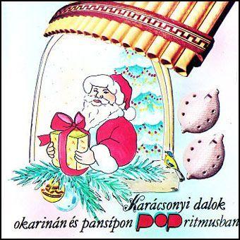Karácsonyi dalok okarinán és pánsípon popritmusban (CD) - Dalnok Kiadó Zene- és DVD Áruház - Karácsony