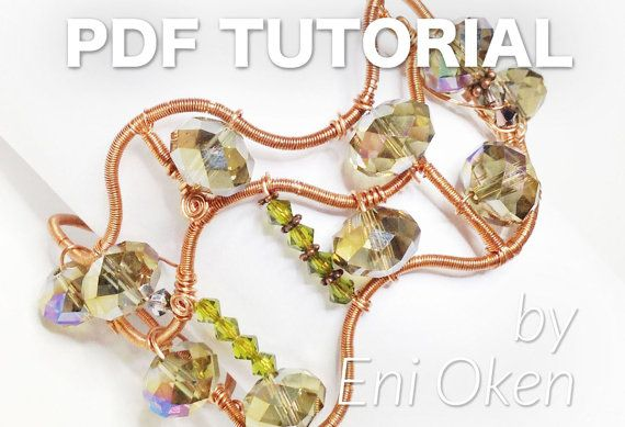 125 besten Eni Oken Jewelry Tutorials Bilder auf Pinterest | Schmuck ...