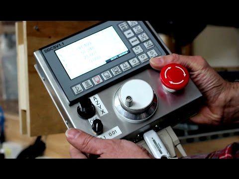 Modular CNC Controller DDCSV1.1 - YouTube