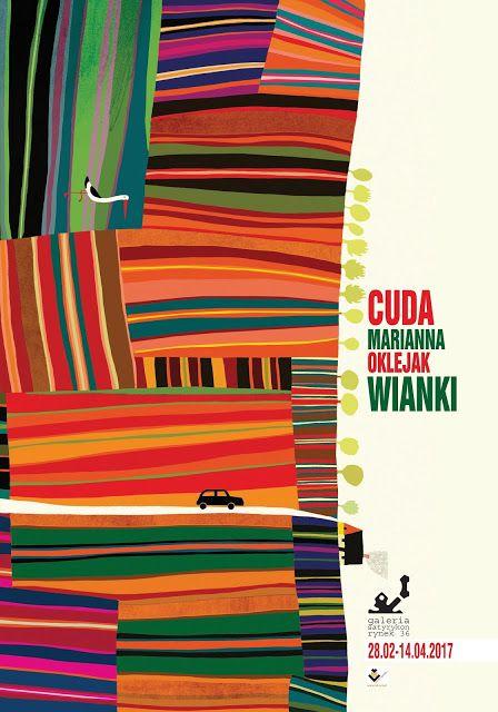 Cuda wianki - wystawa Marianny Oklejak w Legnicy