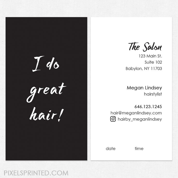 33 best hairstylist business cards images on pinterest beauty hair salon cards unique hairstylist business cards salon business cards modern hairstylist cards colourmoves