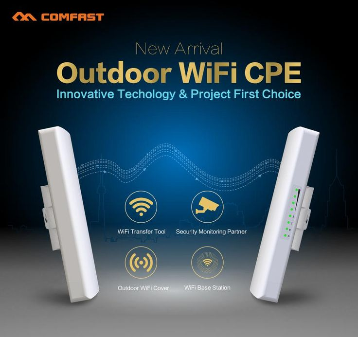 [Visit to Buy] Cheap ! 2KM WIFI Range Wireless WIFI Extender WIFI Repeater 2.4G 300Mbps Outdoor CPE Router WiFi Bridge Access Point AP Antenna #Advertisement