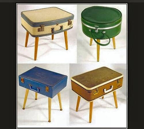Another old suitcase idea!!