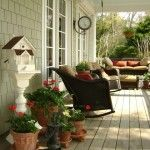 Incredible Front Porch Southern Style