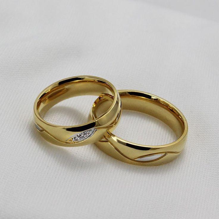 18k Gold Filled karikagyűrű Termék ID: 32266457701 Ára: 3250/db