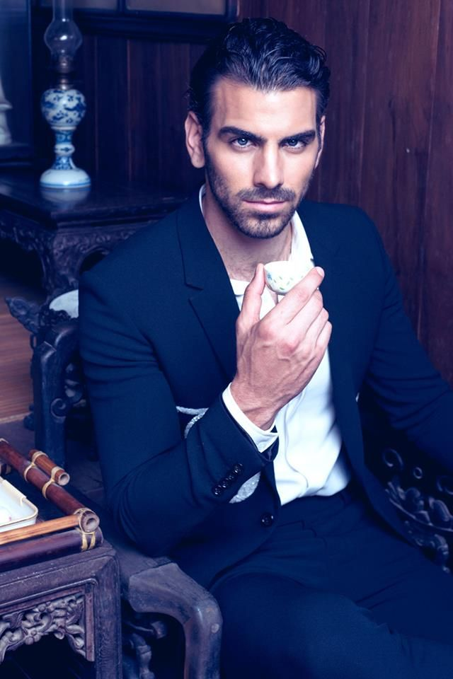 Nyle DiMarco, Winner of America's Next Top Model /NowHeIsGotYou