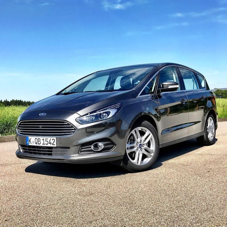 Test car Ford S-Max 2.0 TDCI 150hp #quickcarreview #ford #fordsmax #fordmodels #testcar #testdrive #cars #instacar #carsofinstagram #drive #driving