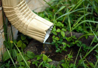 How to Improve Downspout Drainage - Networx