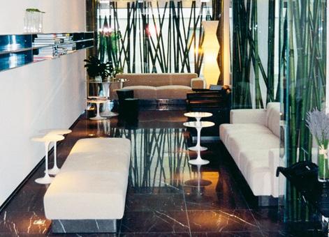 CAPPELLINI Projects  Hotel Al Porto - Zurich