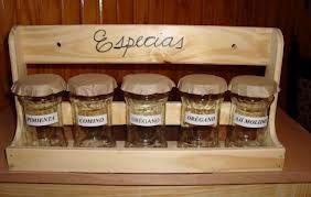 Como hacer un porta especiero de madera buscar con - Como hacer cocinita de madera ...