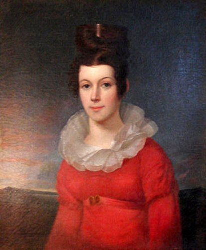 Catherine Donelson Martin - Emily Donelson's sister. Died same year (1836).