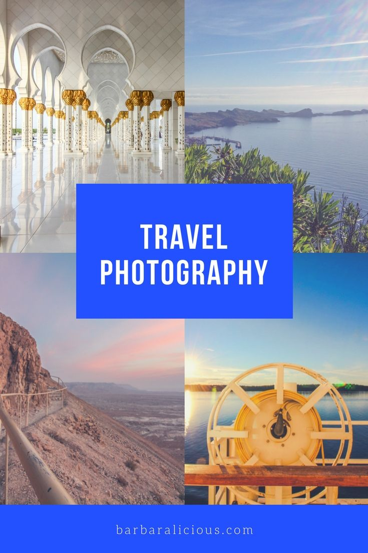 Yes, in the beginning, I had trouble taking great photos, but with these 6 steps I learned how to take nice photos! Travel photography for beginners...