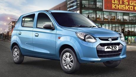 Spesifikasi dan Harga Suzuki Alto 800