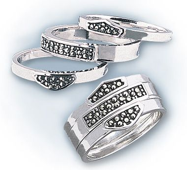 Harley Davidson Wedding And Engagement Rings