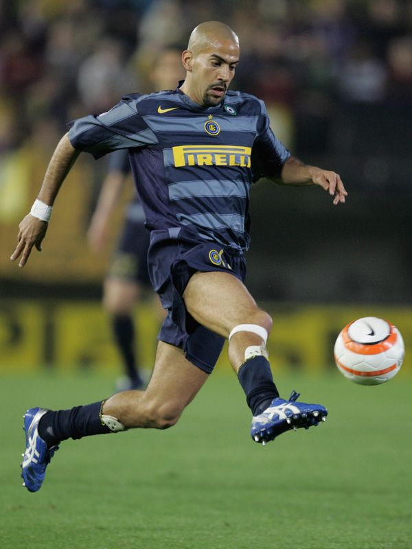 Juan Veron for Inter Milan