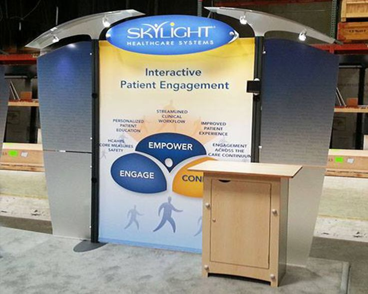 Portable Exhibition Stand Design for Skylite. We provide full range services for Exhibitions, Events, Conferences & Brand Activation. Contact us http://www.expodisplayservice.ae/contactus.asp