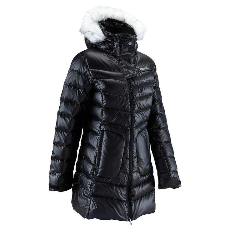 Doudoune DOONDOON SKI FEMME XTRAWARM WED'ZE on on on on on on on on on on Lire les 3 avisRédiger un avis Conçu pour la SKIEUSE et SNOWBOARDEUSE recherchant un maximum de CHALEUR dans une veste LONGUE, aussi bien pour le ski que pour la ville. Look très féminin pour des température sibérienne 119€