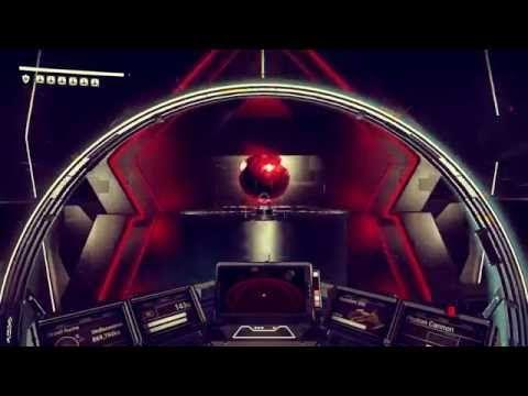No Man's Sky - first atlas encounter