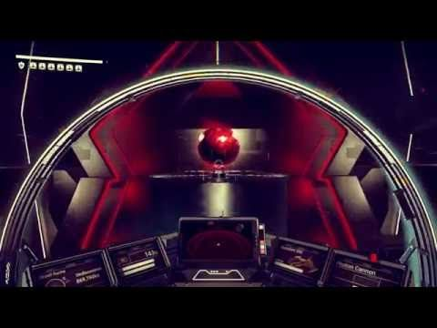 No Man's Sky - first atlas encounter