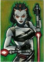 AHochrein2010 - DeviantArtDARTH PHOBOS PERSONAL SKETCH CARDS by AHochrein2010 on Devia…  Maris Brood ACEO sketch card by MasonEasley  Images may be subject to copyright