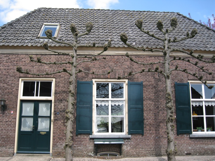 BRONKHORST the smallest town of Holland