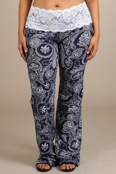 Cutest Ever Yoga Pants (ALL SIZES)