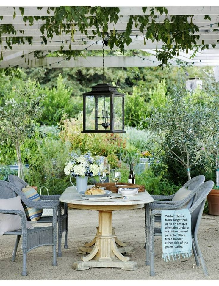 17 best images about outdoor living on pinterest gardens for Country living gardener magazine website