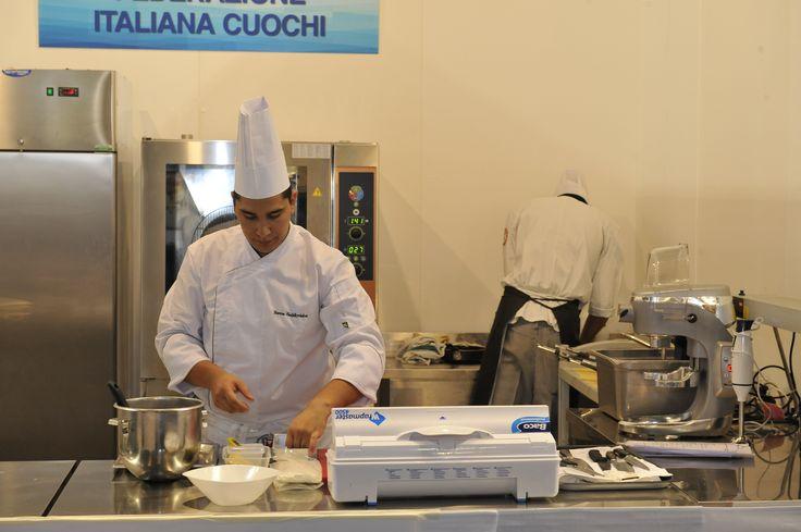 #food #service #equipment #host #fieramilano #hostmilano #host2015 #trade #fair #exhibition